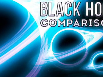 All Kinds Of Black Holes: from Smallest to Largest