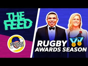 🏅 Rugby Awards Season & Bledisloe Cup Dates Confirmed | The Feed | Ep 23 6