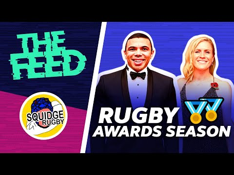 🏅 Rugby Awards Season & Bledisloe Cup Dates Confirmed | The Feed | Ep 23 1