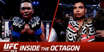 UFC 253: Inside the Octagon - Adesanya vs Costa