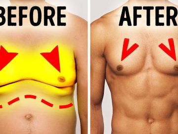 7 Steps to Lose Chest Fat Fast at Home