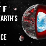 What If Earth's Core Turned to Ice
