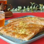 Poppy Seed Katmer By Food Fusion