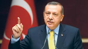 Turkey has the power to discard maps or documents imposed on the country, Erdogan has said. 7