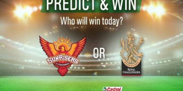 Sunrisers vs RCB. Are you the winner ? IPL 2020 11