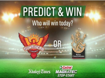 Sunrisers vs RCB. Are you the winner ? IPL 2020 7