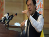 Prime Minister Imran Khan of Pakistan warns of rising Islamophobia. 34