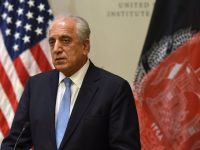 Washington has invited Iran to participate in Afghan peace talks: Khalilzad 8