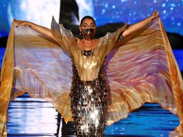 In Pictures: Madrid fashion week kicks off 38