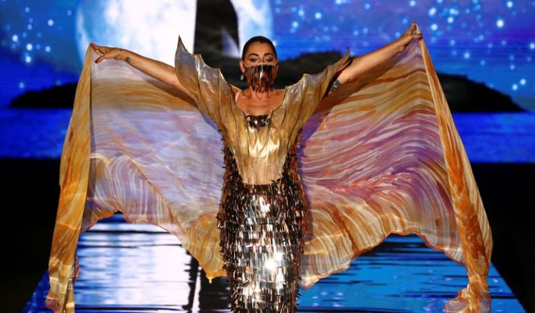 In Pictures: Madrid fashion week kicks off 1