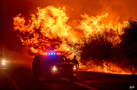 5 Oregon Towns 'Substantially Destroyed' by Wildfires Rage in US, 1