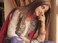 The Alif actress turned to Instagram and shared her dazzling photos. 10