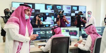 Education minister opens two digital colleges for women: Saudia 26