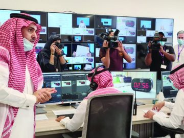 Education minister opens two digital colleges for women: Saudia 27