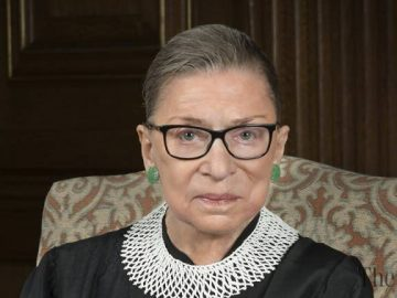 Champion Of Gender Equality,US Justice Ruth Bader, Dies At 87 7