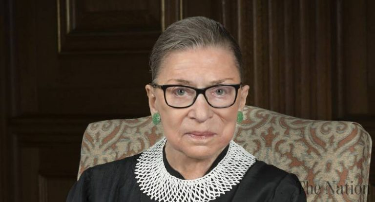Champion Of Gender Equality,US Justice Ruth Bader, Dies At 87 1