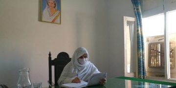 Pakistan's South Waziristan: A woman becomes head of education department first time. 8