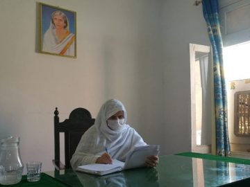 Pakistan's South Waziristan: A woman becomes head of education department first time. 14
