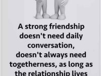 Strong relationship 27