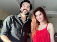 Aima Baig confirms relationship with Shahbaz Shigri 33