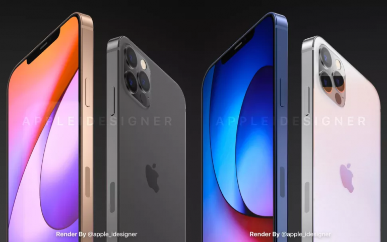 New render shows the iPhone 12 Pro in all its glory 1