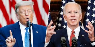 Biden ahead in Wisconsin, a close race in Pennsylvania. 10