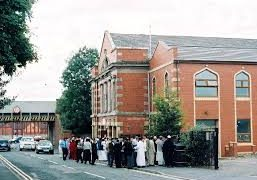 250 people 'faces police investigation' at the funeral of Blackburn Mosque 4