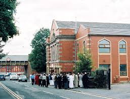 250 people 'faces police investigation' at the funeral of Blackburn Mosque 11