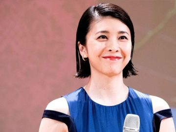 Japanese actress Yuko Takeuchi's body found in apparent suicide case. 7
