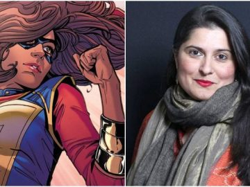 Sharmeen Obaid-Chinoy to helm 'Ms. Marvel' as the studio's first Pakistani filmmaker. 2