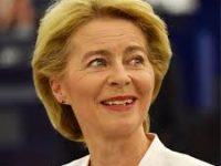 Poland's 'LGBT-free zones' have no place in EU: Ursula von der Leyen 21