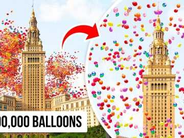 They Released 1.5 Million Balloons Never Expecting It'd End Terribly