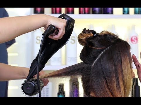 How to Blow Dry 'Soft Style Out' by TONI&GUY