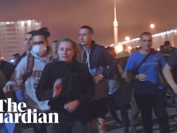 Belarus: personal stories from a country in turmoil