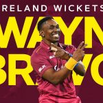 Dwayne Bravo's Return To International Cricket v Ireland! | 5 wickets | Windies