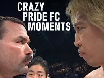 5 Incredible PRIDE FC Performances