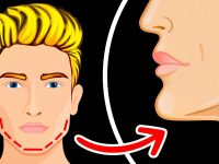 5-Minute Workout to Get Strong Defined Jawline