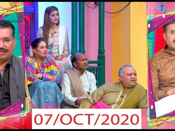 Khabarzar with Aftab Iqbal Latest Episode 77 | 7 October 2020
