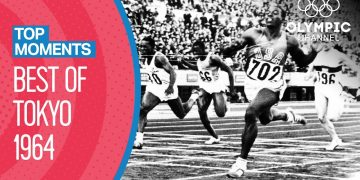 The 10 Best Moments from Tokyo 1964 | Top Moments