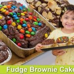Fudge Brownie Cakes No Oven & With Oven Recipe in Urdu Hindi - RKK