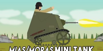 The MIAS Mini Tank (Strangest Tanks in History)