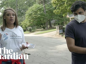 Civil rights and Qanon candidates: the fight for black voters in Georgia | Anywhere but Washington