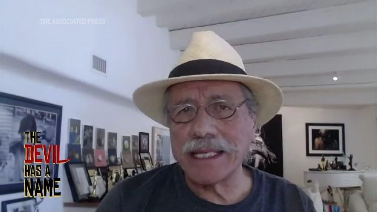 George Lopez just wants Latinos to vote, Edward James Olmos admits he's backing Biden