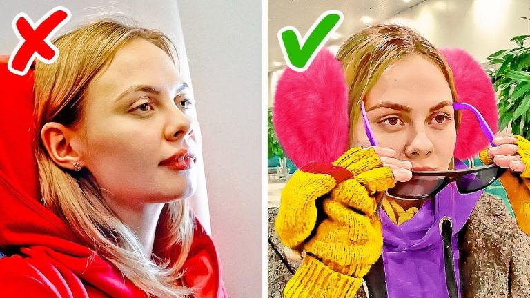 28 CRAZY SMART TRAVEL HACKS