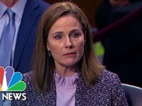 Barrett 'Will Not Engage' On Harris' Questioning About Voting Rights | NBC News NOW
