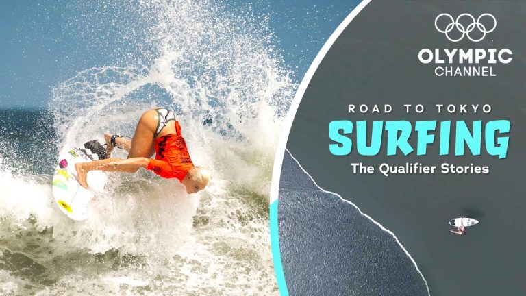 My Goal is to qualify for the Olympics & that's it! | The Qualifier Stories: Surfing | Ep. 3