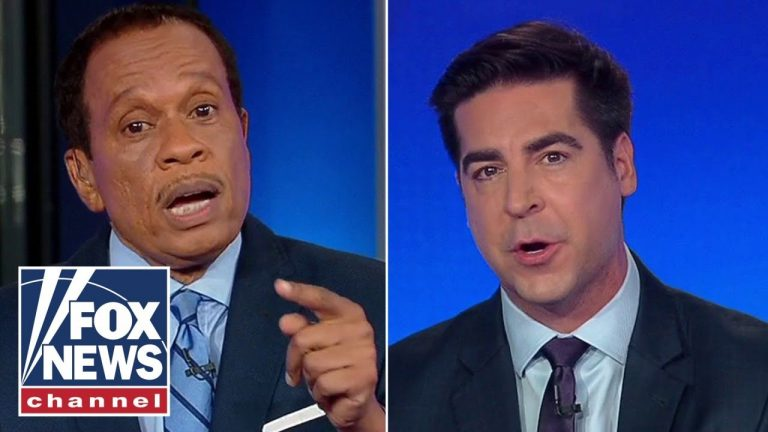 Jesse, Juan get heated over Amy Coney Barrett's confirmation hearing