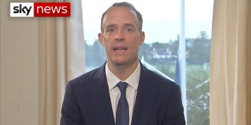 Coronavirus: 'We have power to proceed with Tier 3 in Manchester' - Raab