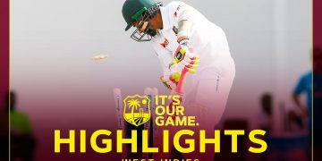 Bangladesh Out For 43 & Classy Brathwaite! | Classic Match Highlights | Windies v Bangladesh 2018