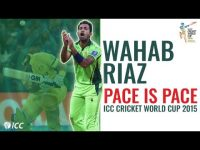 Wahab Riaz puts Australia on the back foot   CWC 15   Bowlers Month